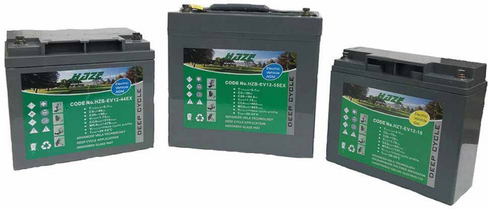 Mobility and Golf Batteries